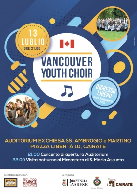 Concerto Vancouver Youth Choir